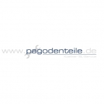 Pagodenteile